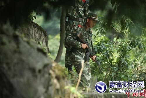 苏湘渝系列持枪抢劫案嫌犯周克华今晨被击毙(图)
